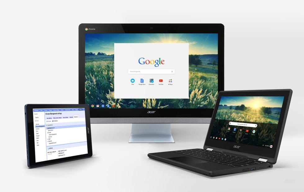 Chrome OS Terminal app hints at upcoming Linux support