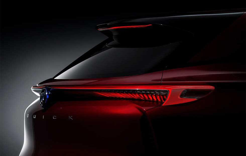 Buick Enspire Concept teases possible future EV