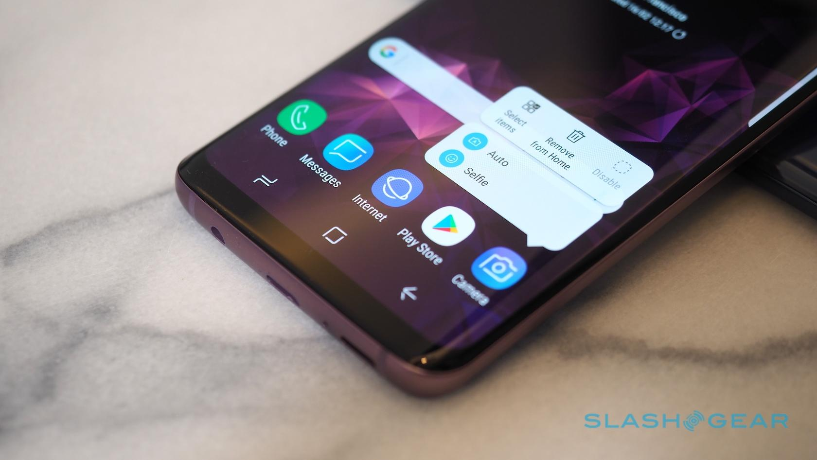 If Galaxy S9 Active looks like this, it'll be a YES from me - SlashGear