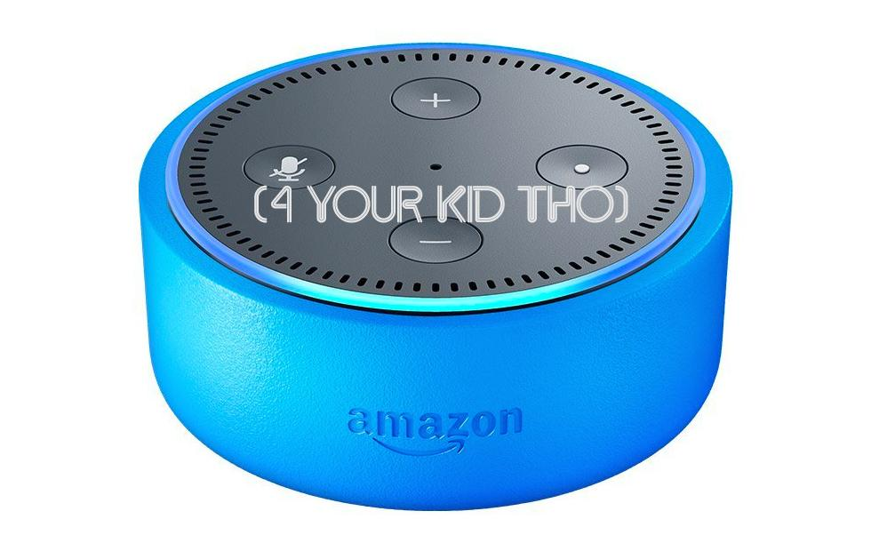 Alexa and Echo Dot Kids Edition: Just a few facts