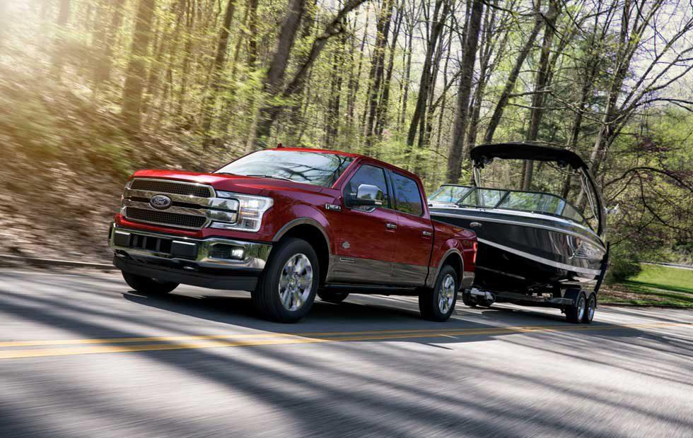2018 Ford F-150 3.0L Power Stroke diesel gets 30mpg on highway
