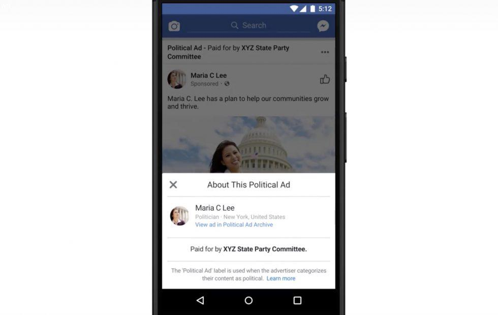 Facebook toughens ad rules after Russian manipulation