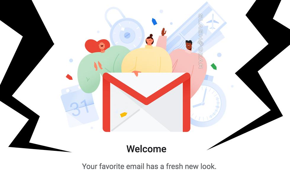 How to get the new Gmail update