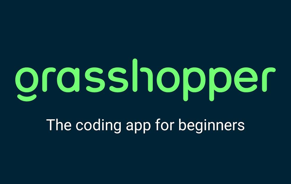 Google Grasshopper free coding app is made for beginners