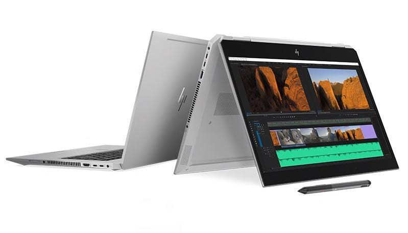 HP ZBook Studio x360 packs Xeon for potent tableteering