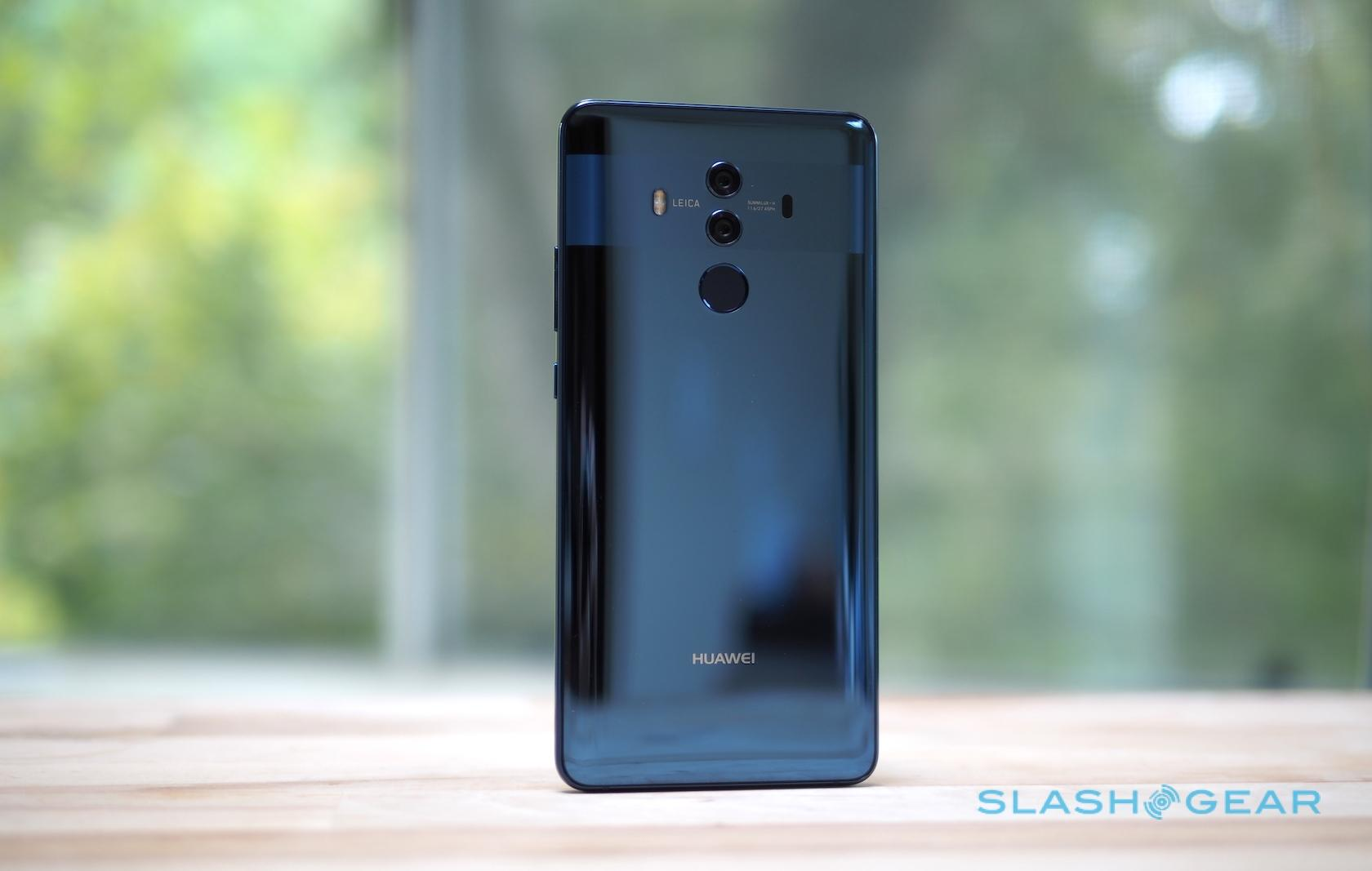 Huawei Mate 10 Pro Review: A great phone jumping through
