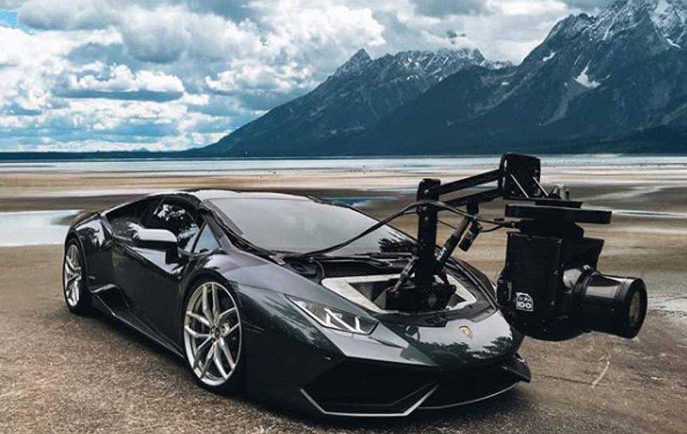 Lamborghini Huracam is the fastest camera car in the world