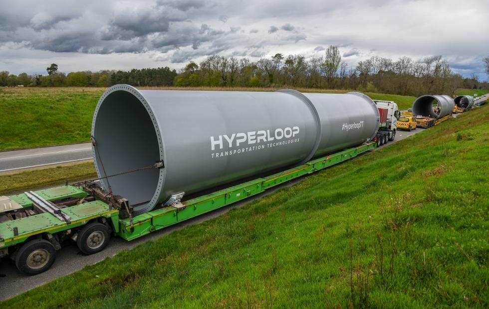 HyperloopTT begins construction of first full-scale system