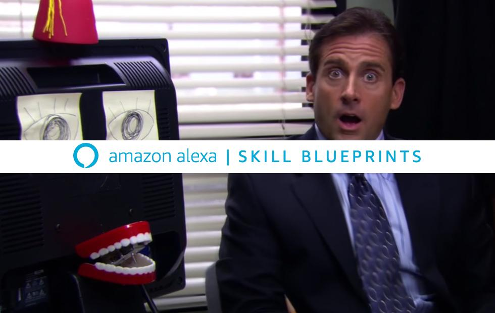 Alexa Blueprints will DIY you straight to the dark side