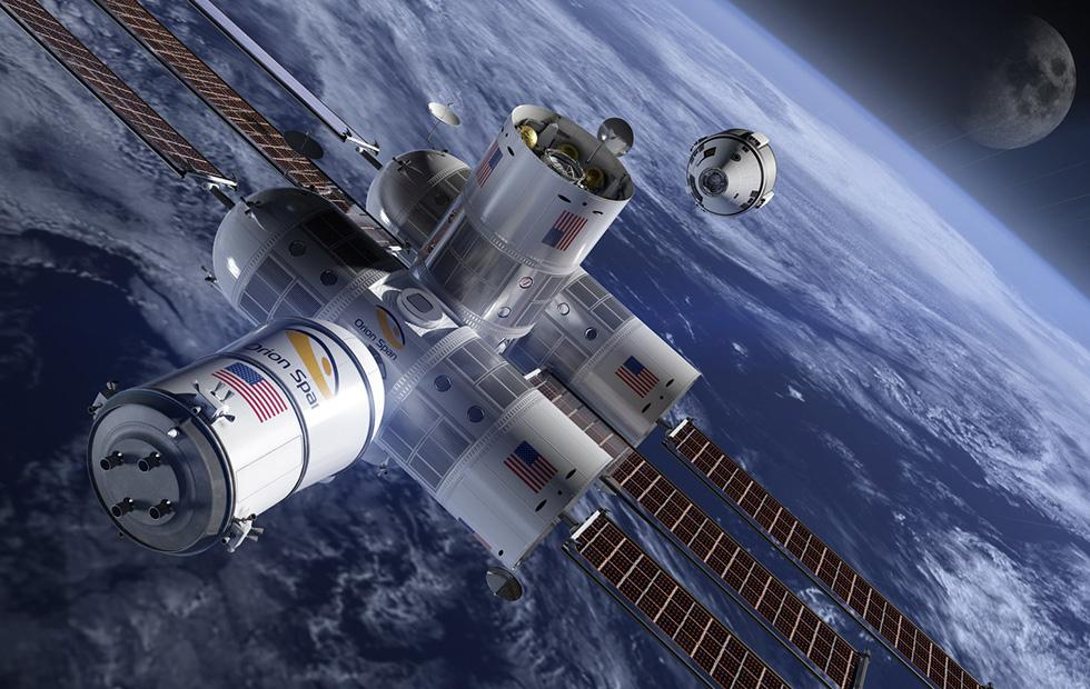 Luxury space hotel starts taking reservations for $9.5m trip