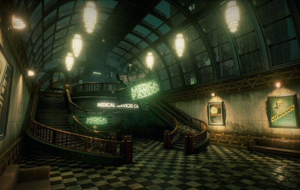 New BioShock game tipped underway at top-secret 2K studio