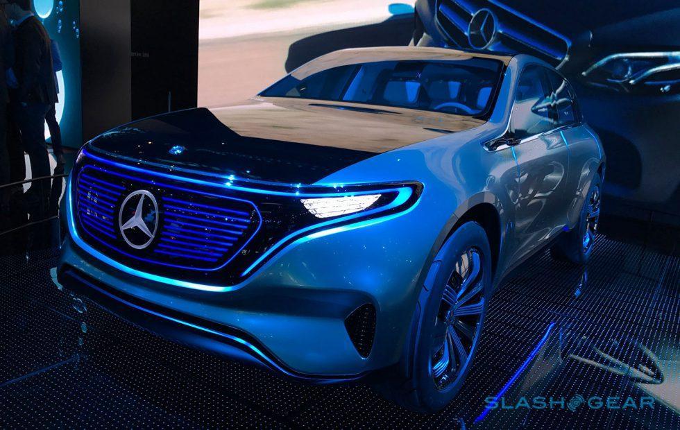 Mercedes-Benz EQ S all-electric luxury sedan due 2020