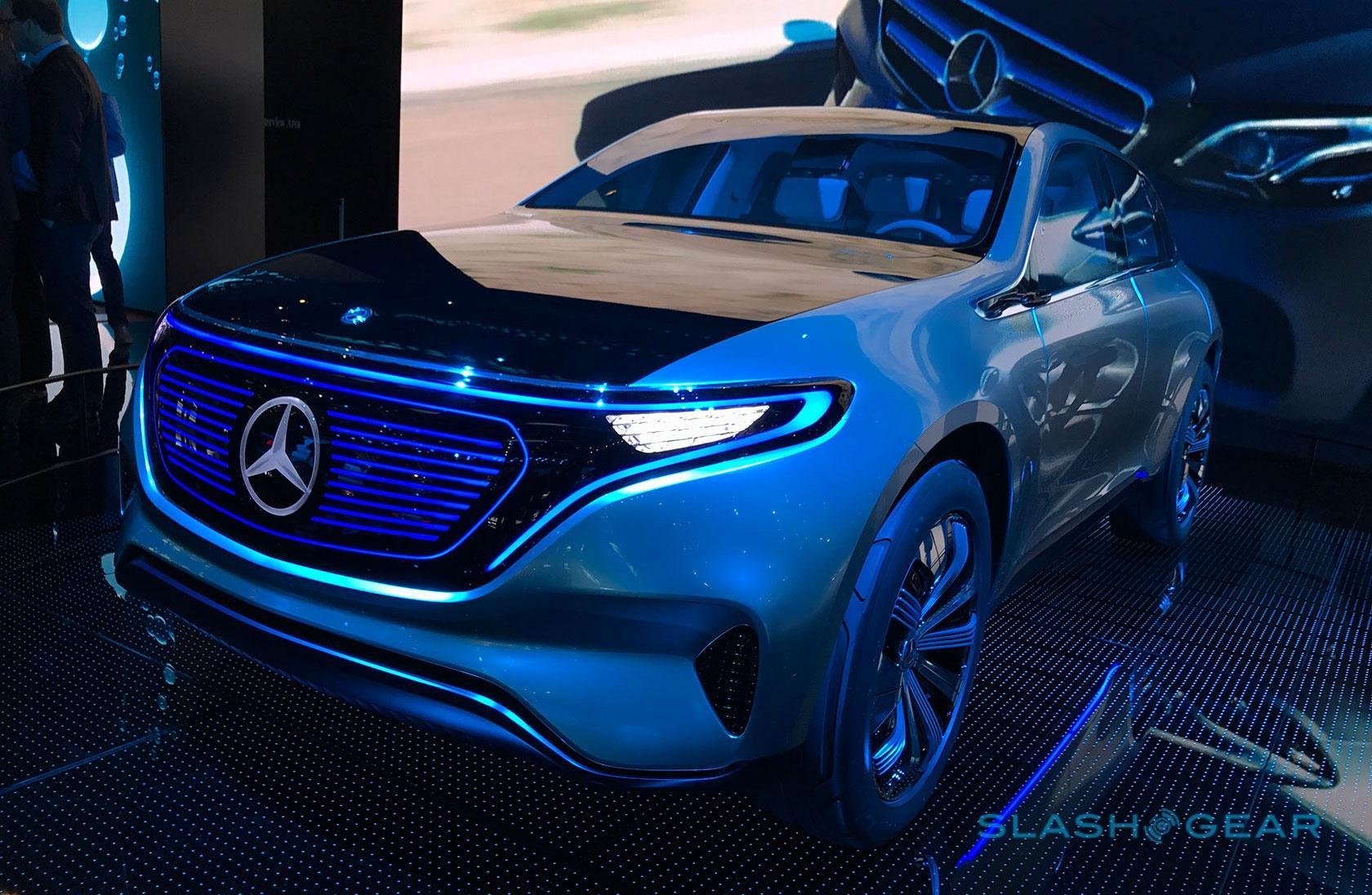 Mercedes-Benz EQ S all-electric luxury sedan due 2020 ...