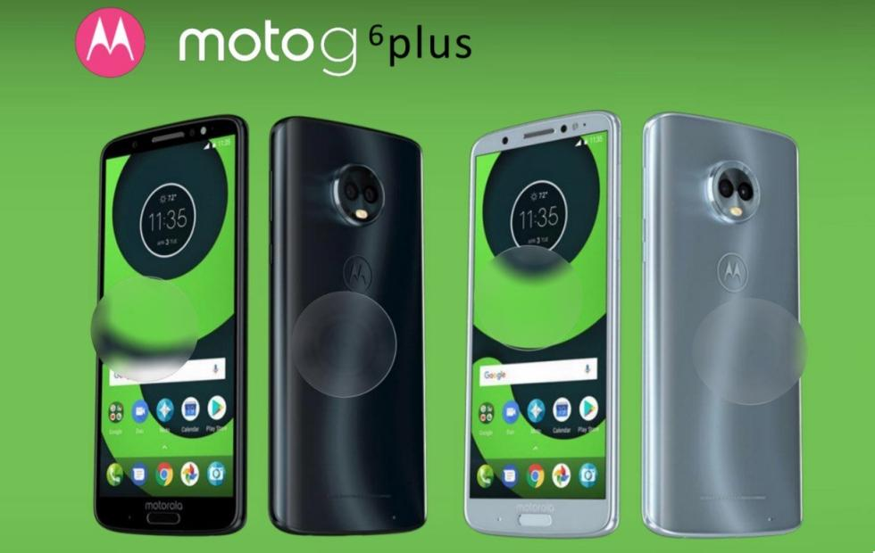 Moto G6 Plus benchmark confirms core specs