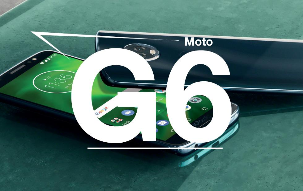 Moto G6 and E5 detailed in full (Plus and Play, too)