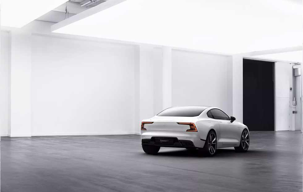 Polestar 1 officially priced at $155,000