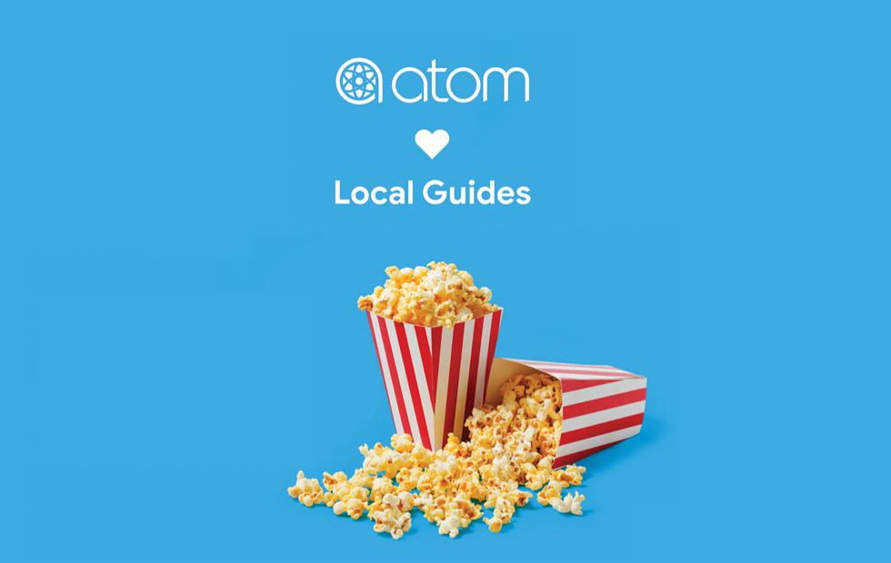 Google just gave free movie tickets to Local Guides