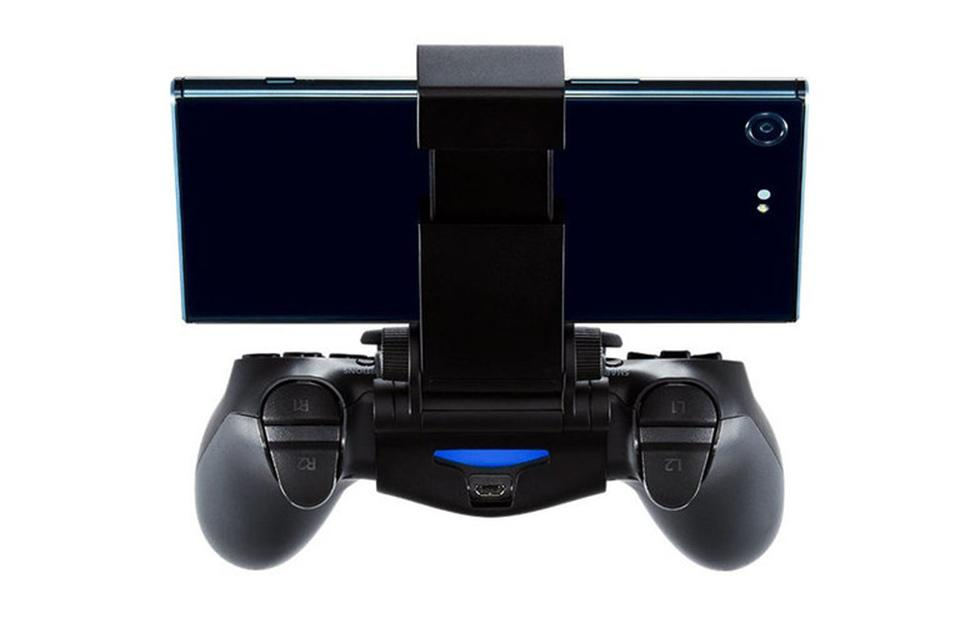Sony X Mount is an Xperia accessory for DualShock 4 controllers