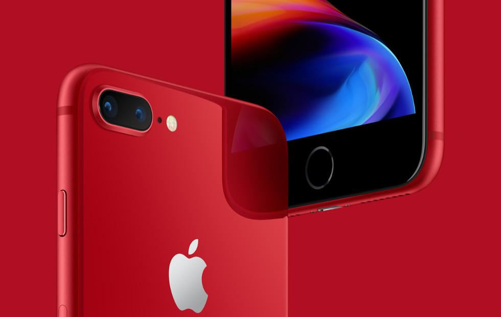 PRODUCT RED iPhone 8 Verizon, T-Mobile details announced