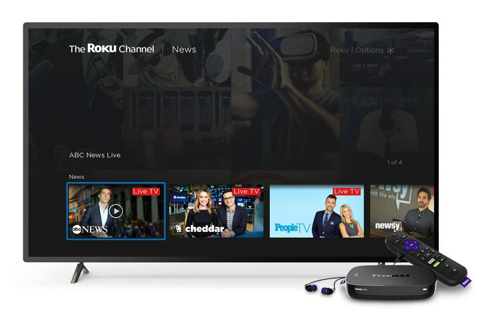 Roku Channel gets free live news, Roku OS 8.1 update detailed