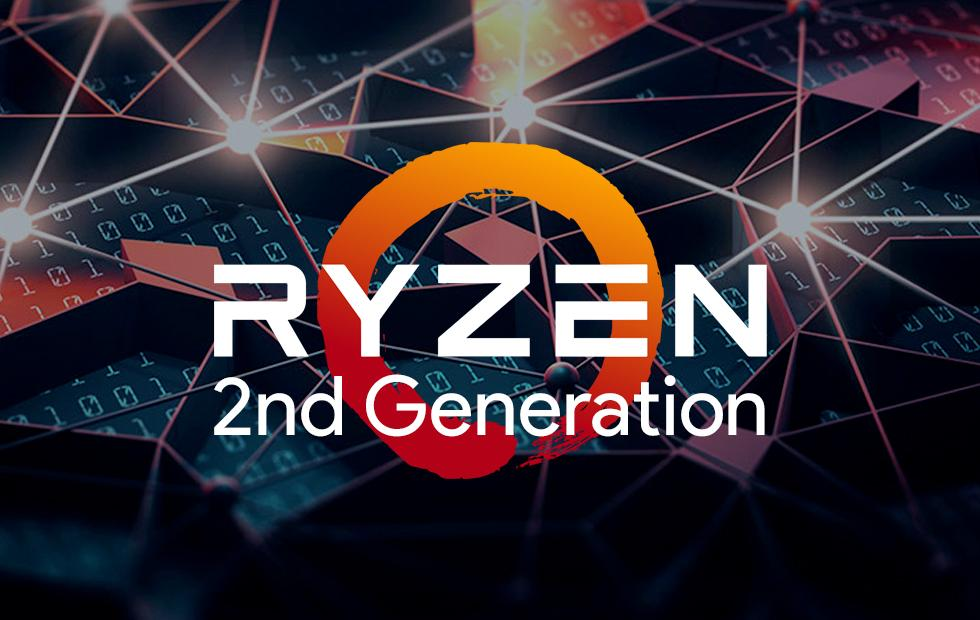 5 fast facts about AMD's Ryzen 2nd Gen CPUs