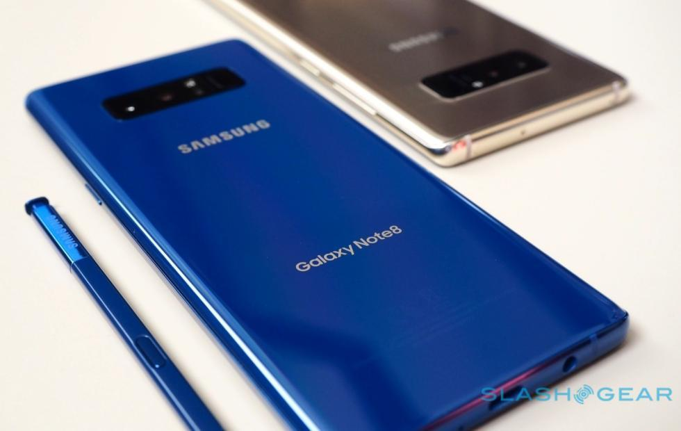 T-Mobile Galaxy Note 8 gets Android Oreo update