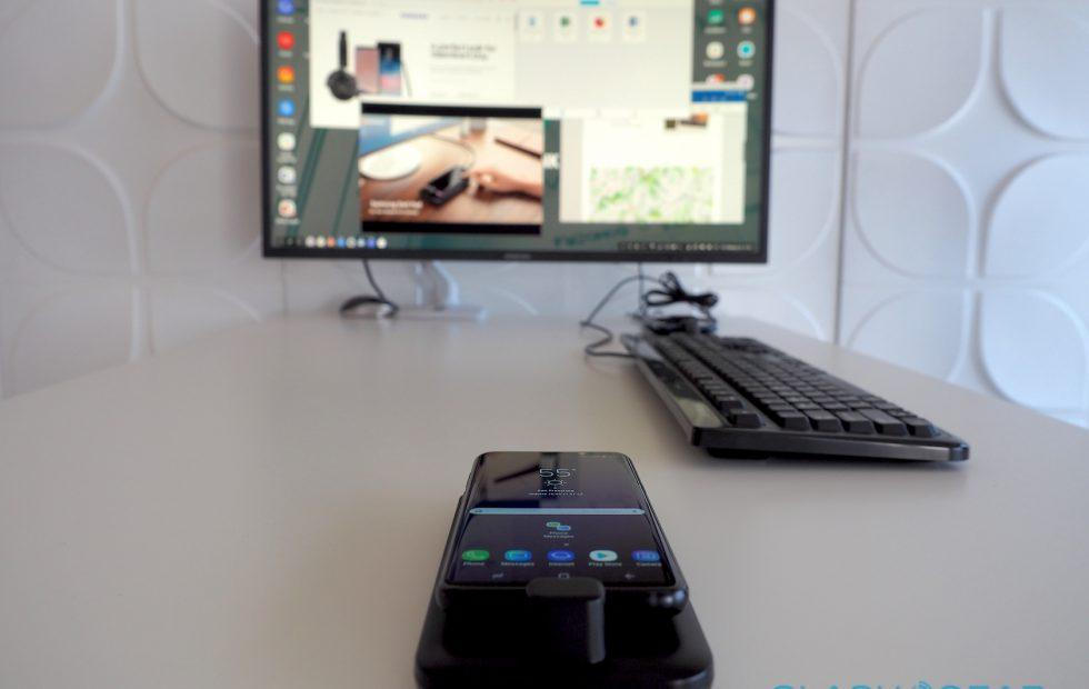 Galaxy S9's Samsung DeX Pad price and US release confirmed