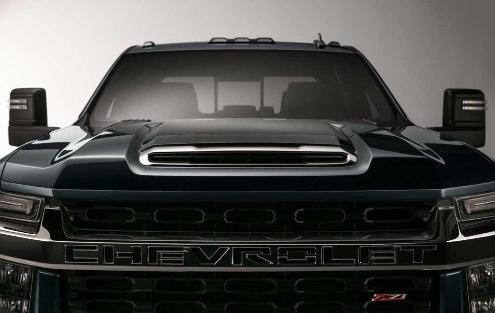 Chevy teases all-new 2020 Silverado HD