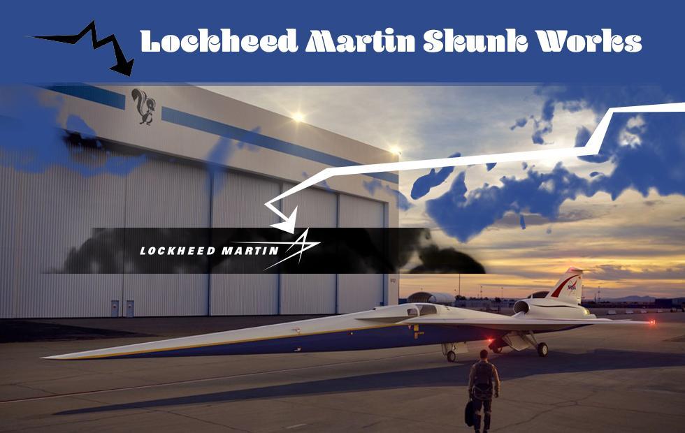 NASA's new X-plane: The next sonic boom