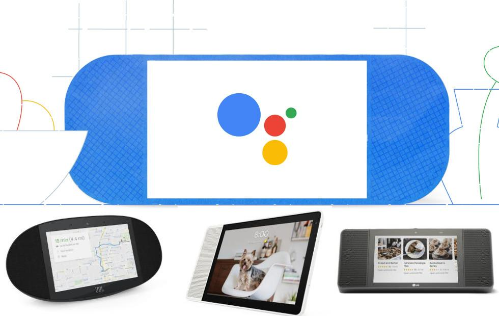 Google Home Smart Display is still on the table