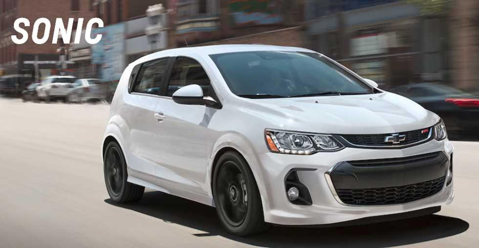 GM to end production of Chevy Sonic