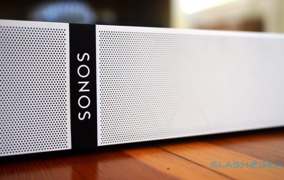 Sonos smart home theater speaker with HDMI appears at FCC