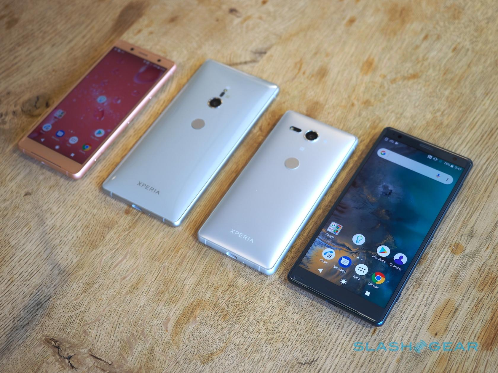 Sony Xperia XZ2 and Compact release: Coming to America