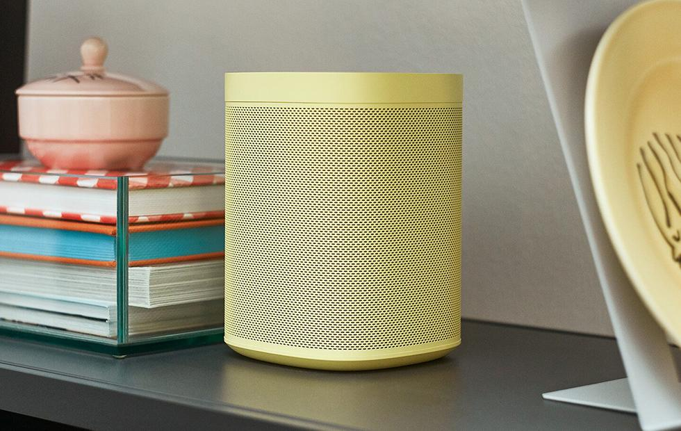 HAY Sonos One Limited Edition speakers come in three new colors