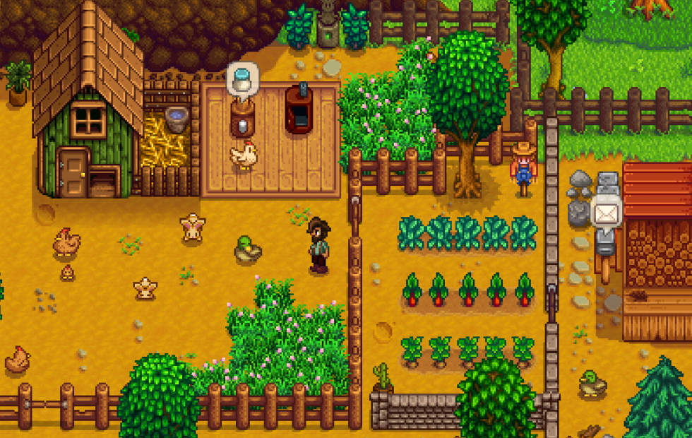 Stardew Valley's big multiplayer update beta is here: How to get it