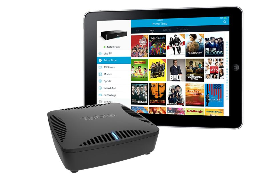 Tablo Dual Lite OTA DVR lets cord-cutters save videos to the cloud