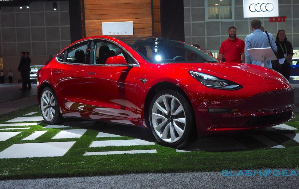 Tesla Model 3 assembly line shut down for the second time this year