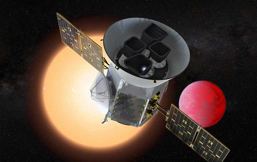 NASA TESS spacecraft set for launch today
