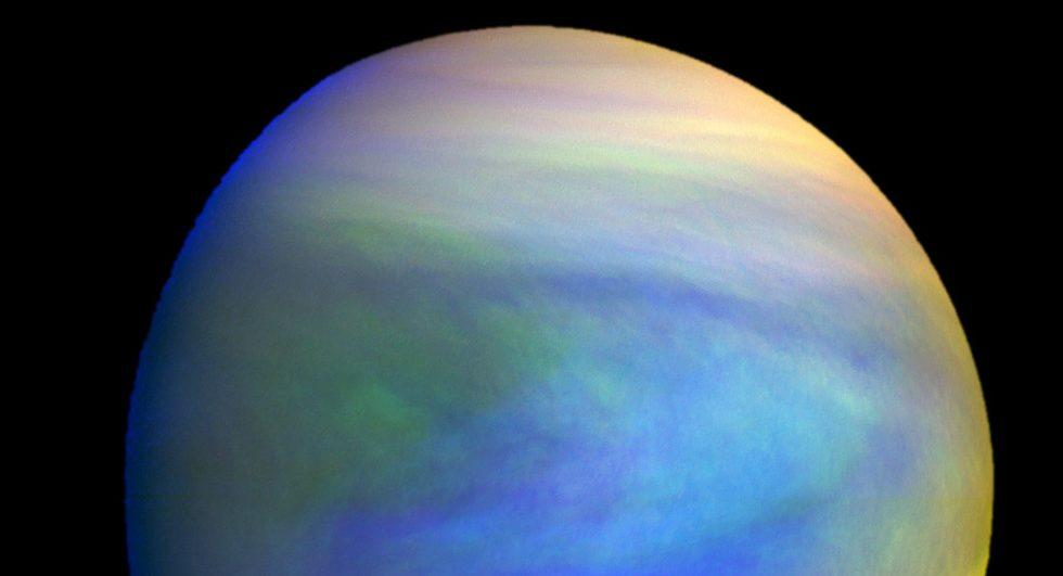 Life on Venus could flourish – tiny but hardy – in the clouds