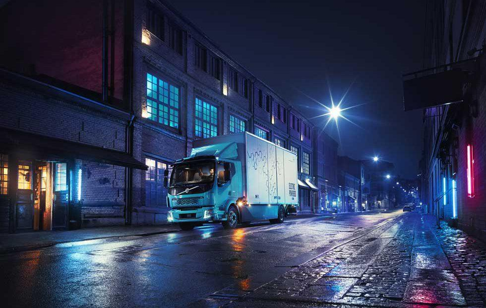 Volvo Trucks Volvo FL Electric semi debuts