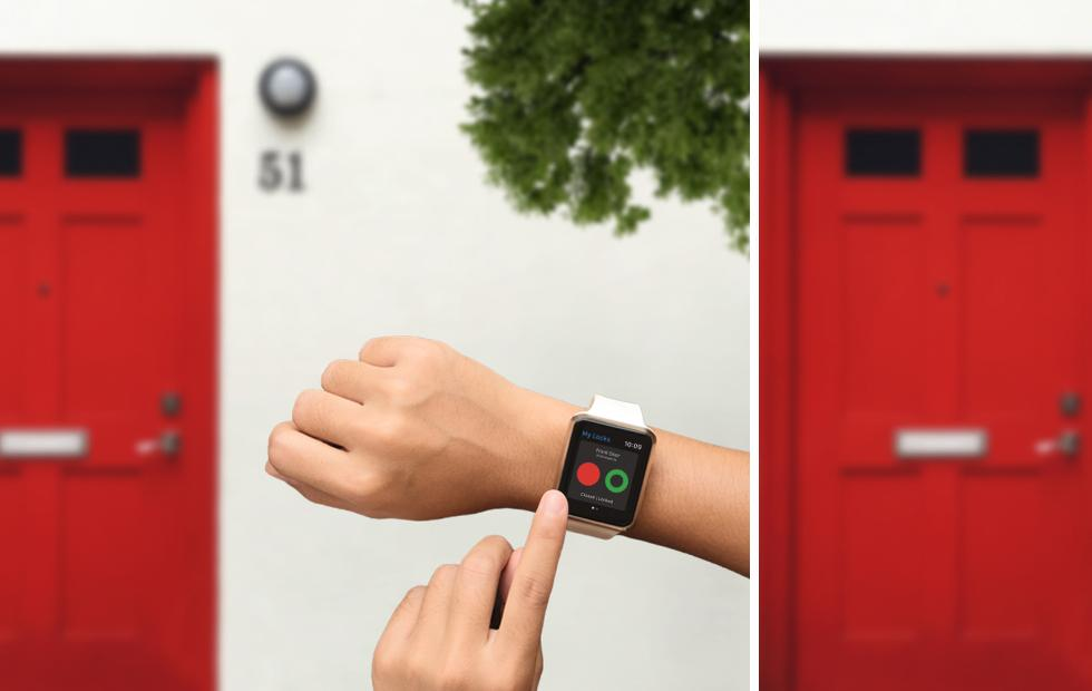 Apple Watch now unlocks doors (with August Smart Lock)