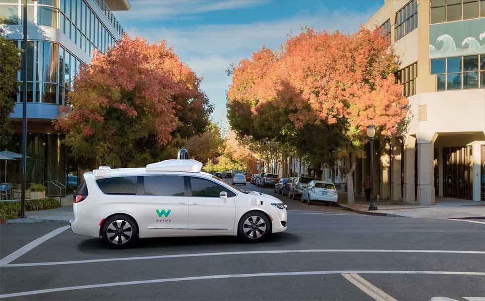 Waymo seeks no-driver autonomous car testing permit in California