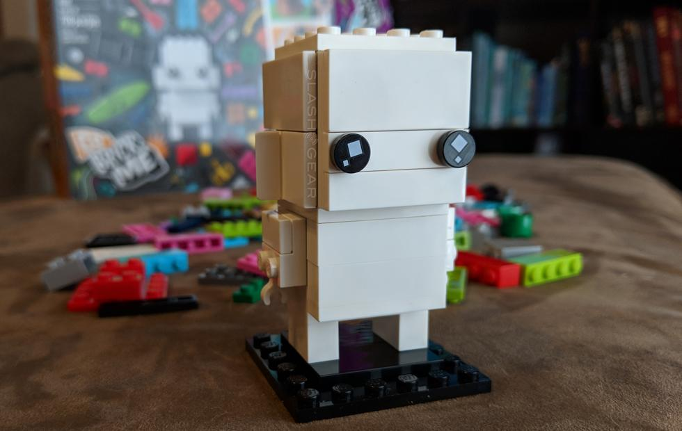 BrickHeadz: Go Brick Me LEGO Review (DIY x2!)