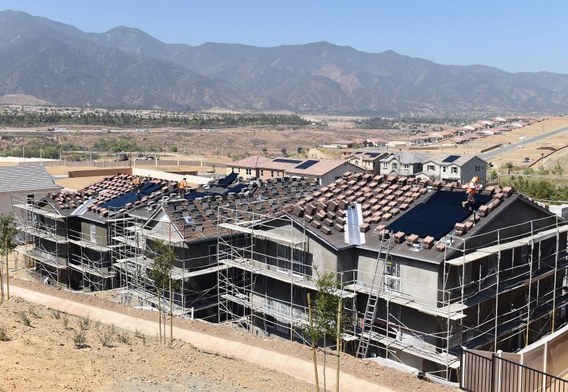 California to make solar mandatory for new homes starting 2020