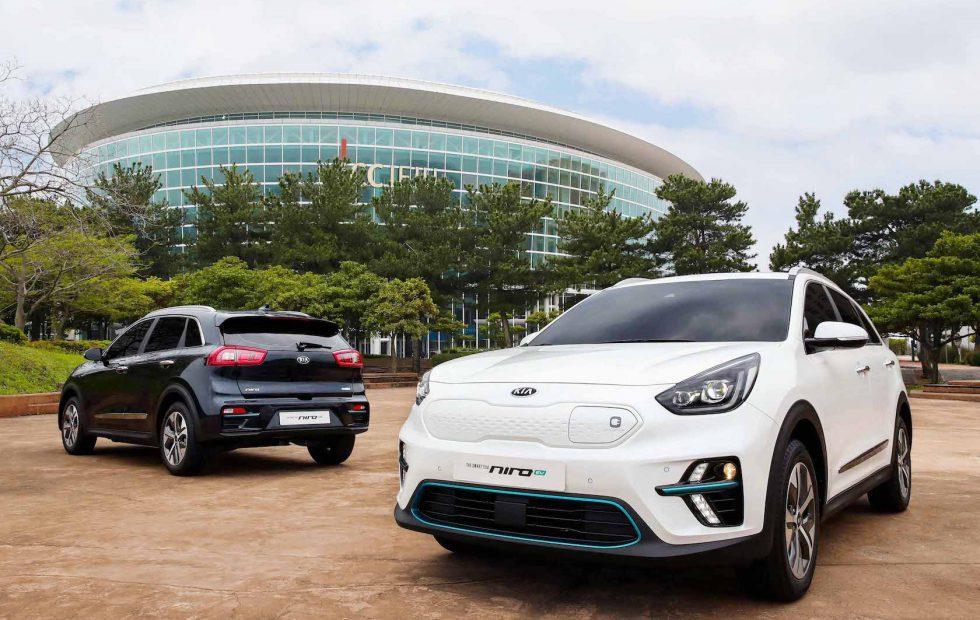 Kia Niro EV revealed with 236 mile electric range