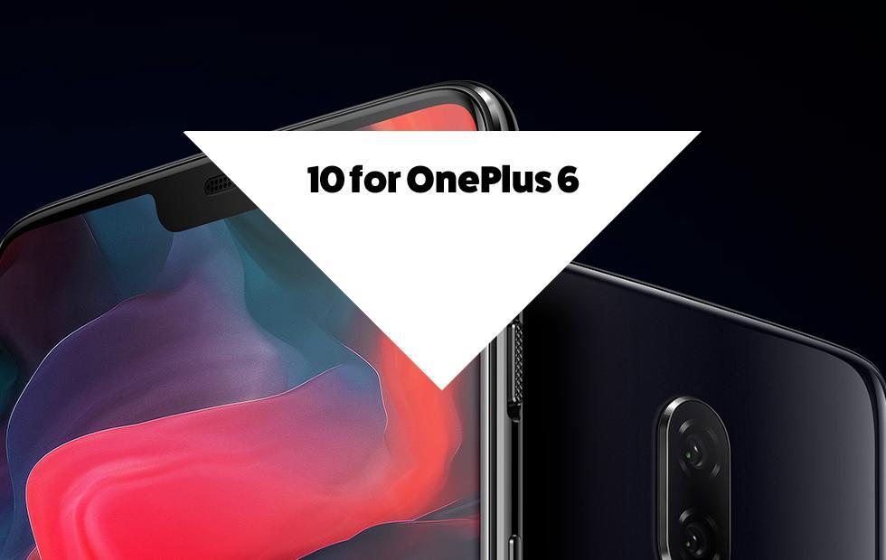 10 ways OnePlus 6 is different