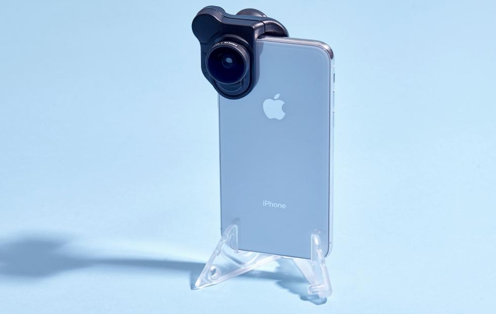 olloclip system for iPhone X ushers in a new look for mobile photography