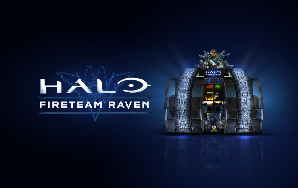 Halo: Fireteam Raven ain't your grandfather's arcade cabinet
