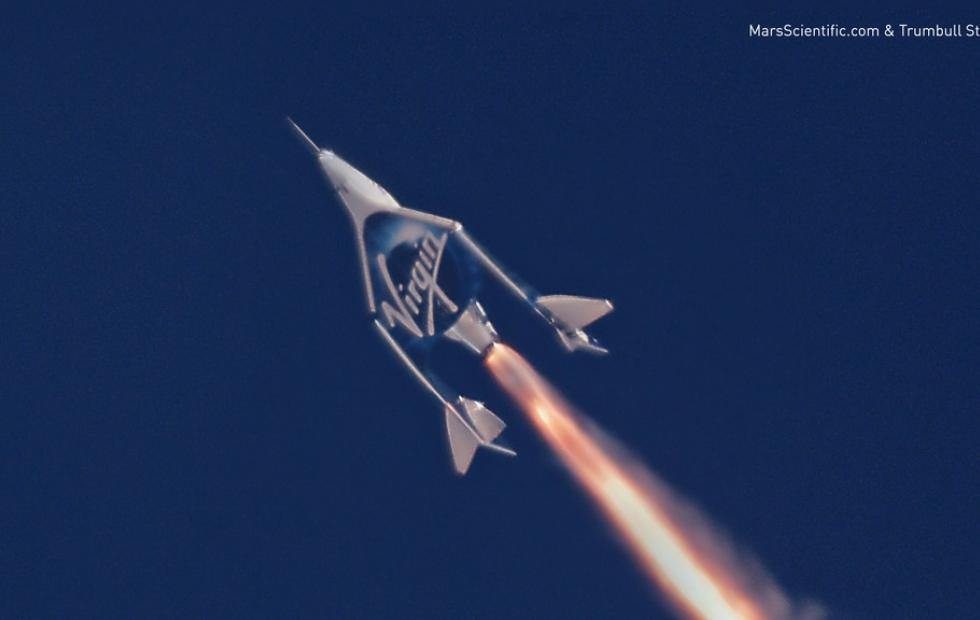 Virgin Galactic VSS Unity survives second supersonic flight