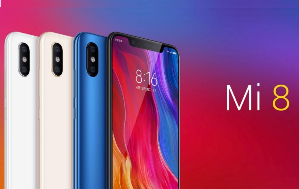 Xiaomi Mi 8 Yet Another Phone You Wished You Could Buy Slashgear